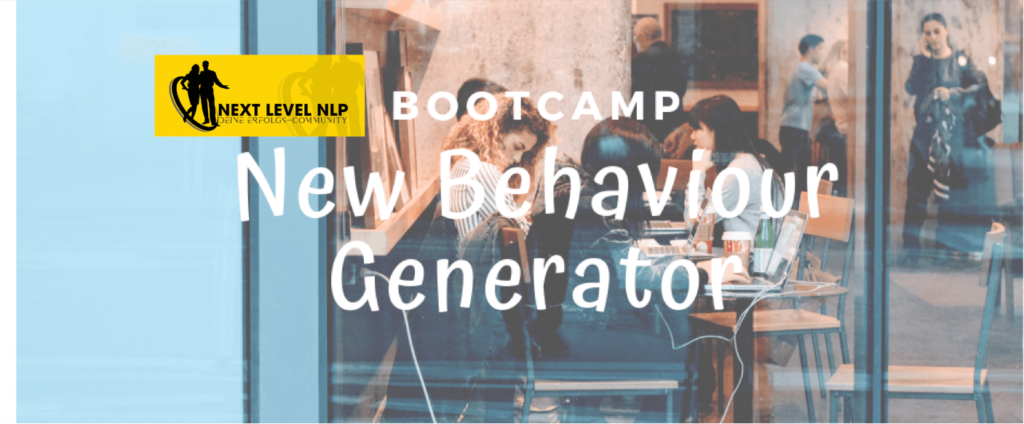 Titelbild zum Bootcamp New Behaviour Generator