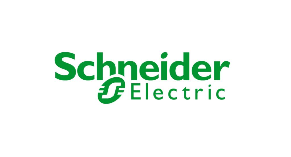 Logo der Firma Schneider Electrics