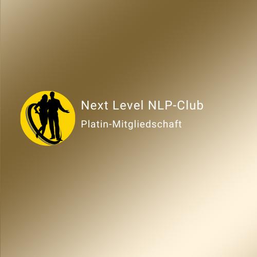 Platin Mitgliedschaft bei Next Level NLP Produktbild
